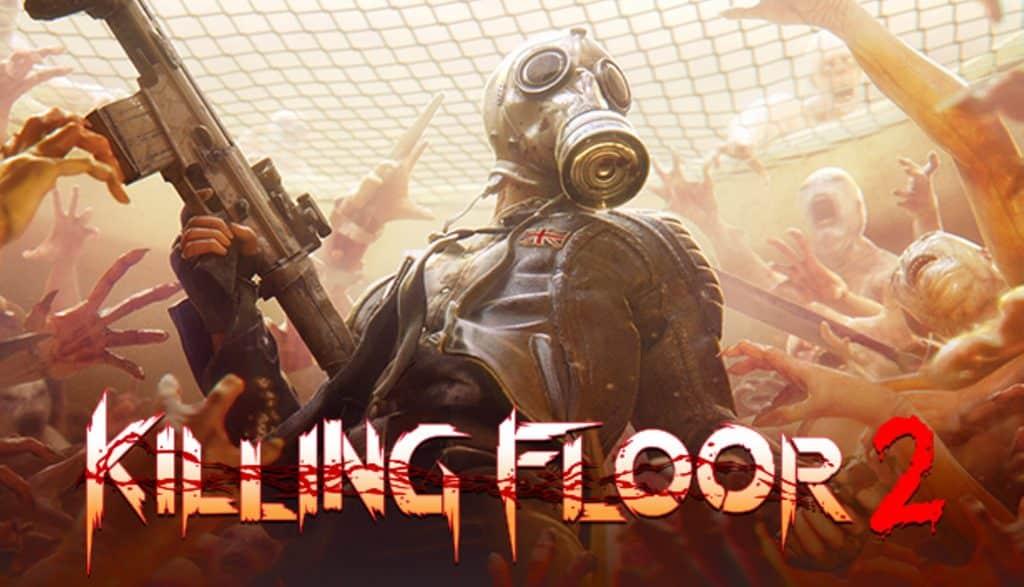Games like Wolfenstein Killing Floor 2