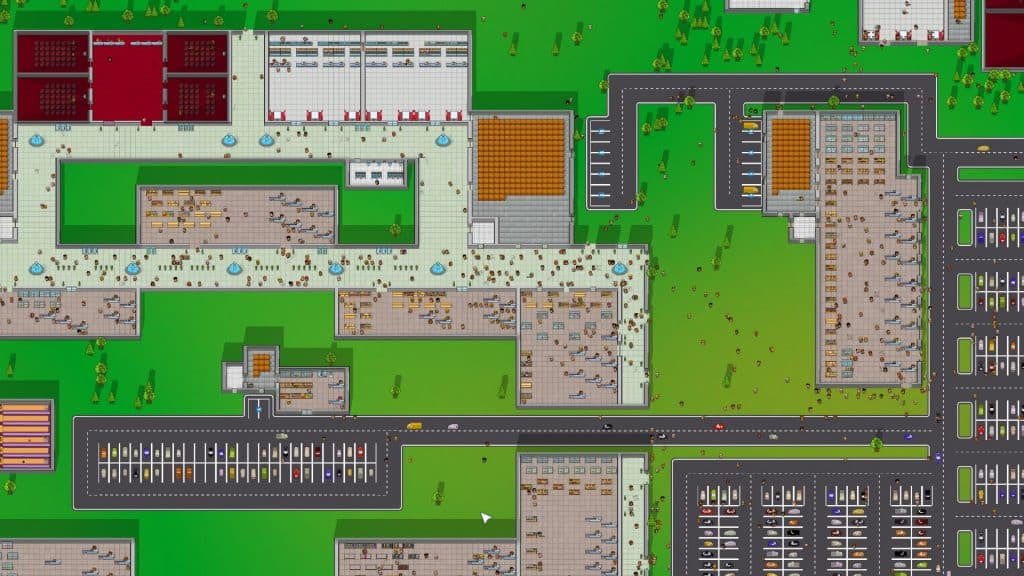 Sim Management Games Like Prison Architect Another Brick in the Mall