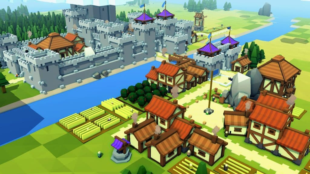 Sim Management Games Like Prison Architect Kingdoms and Castles