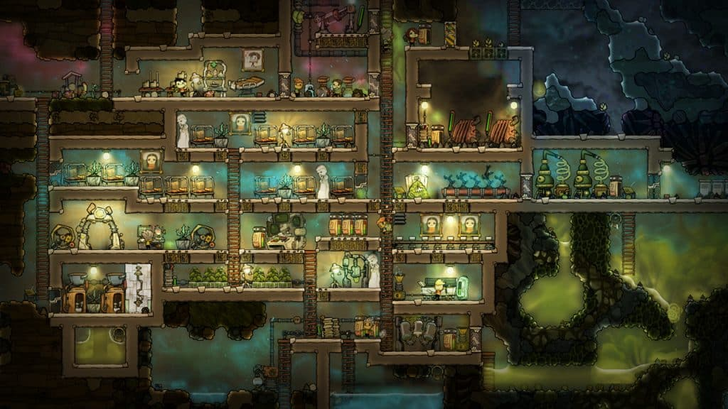 Sim Management Games Like Prison Architect Oxygen Not Included