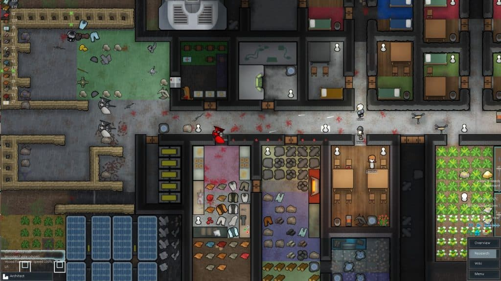 Sim Management Games Like Prison Architect RimWorld