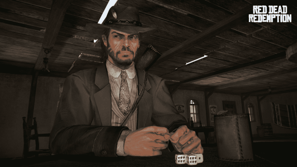 Best Mini-games RED DEAD REDEMPTION